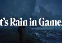 its rain in game pluie jeux video