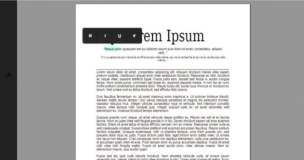 simpdf editer pdf