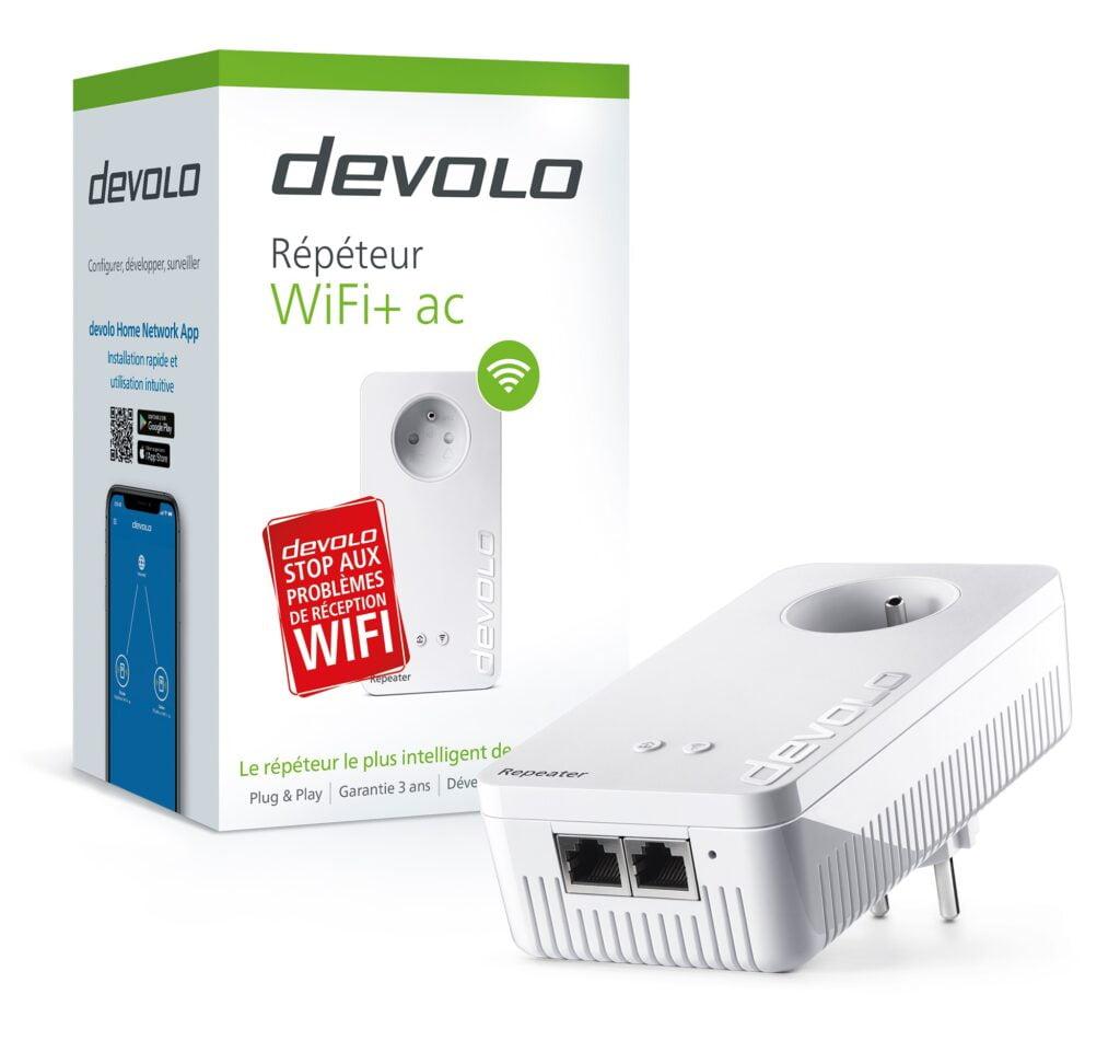 devolo repeater wifi ac new