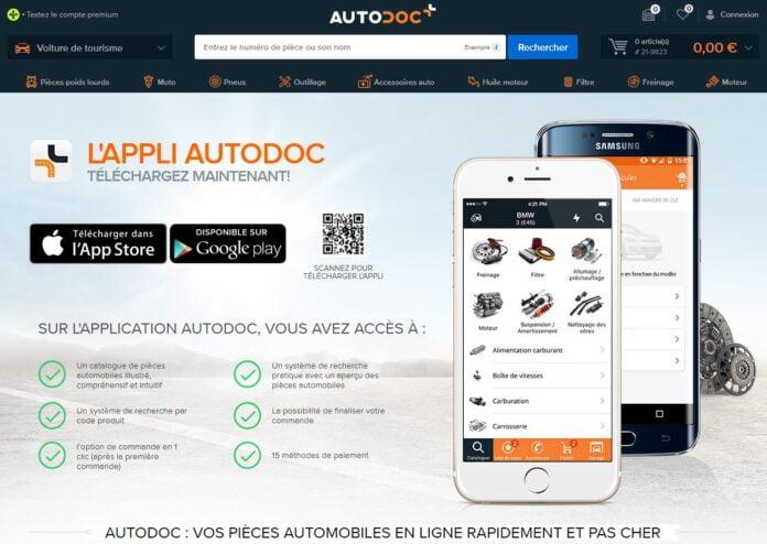 autodoc pieces auto