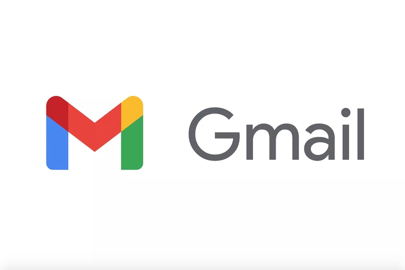 gmail logo 2020
