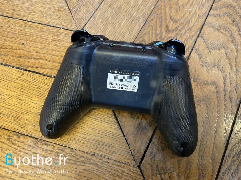 manette esm 4108 switch 11
