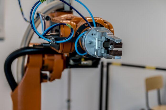 robot logistique