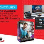 concours blog powerdirector