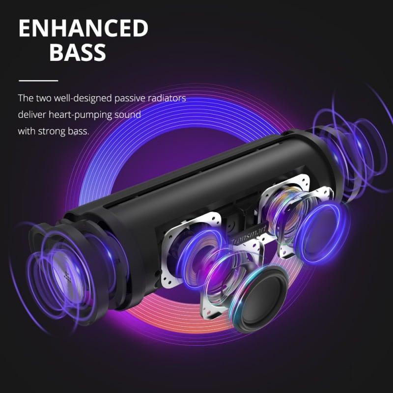 tronsmart force 2 bluetooth speaker