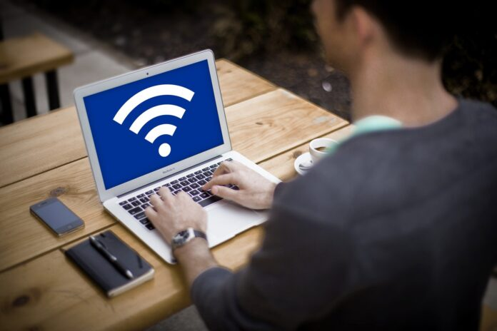puissance signal wifi
