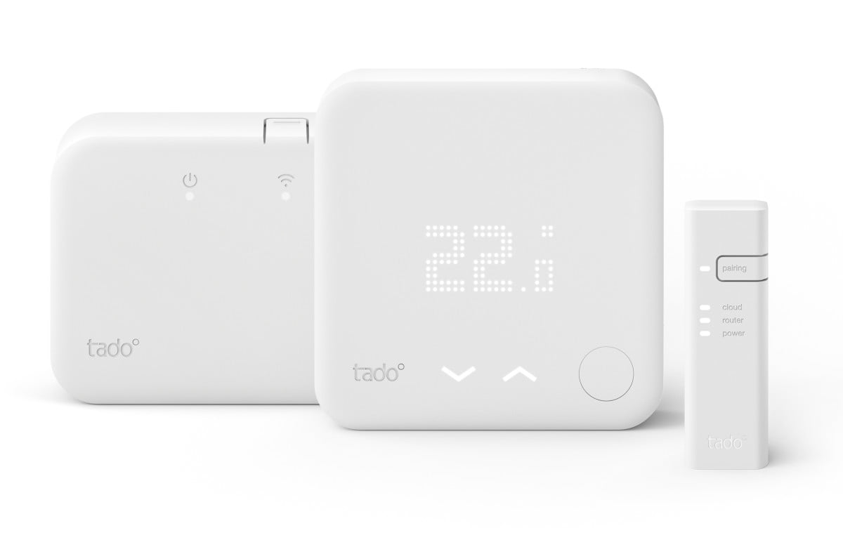 tado thermostat intelligent