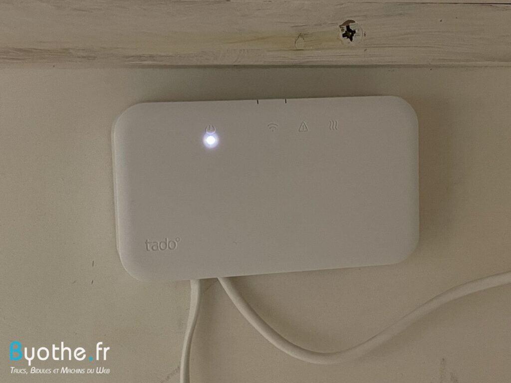 thermostat intelligent tado 12
