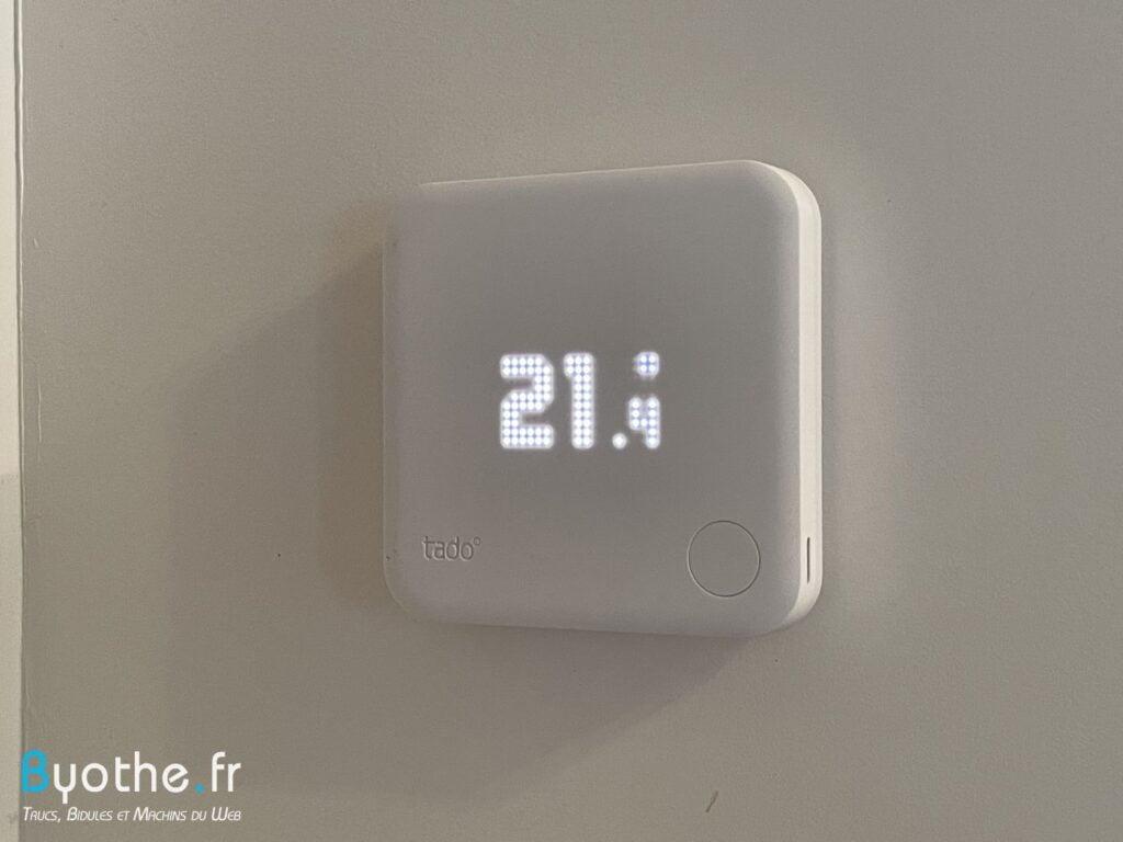 thermostat intelligent tado 14