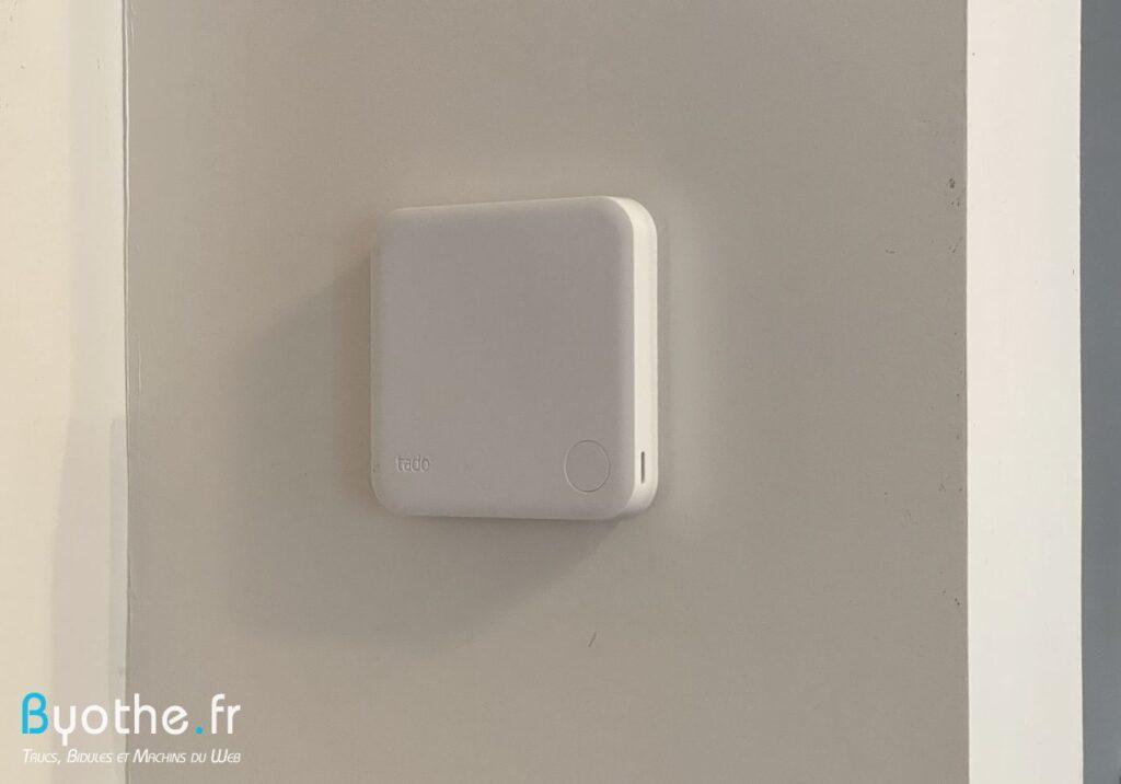 thermostat intelligent tado 15
