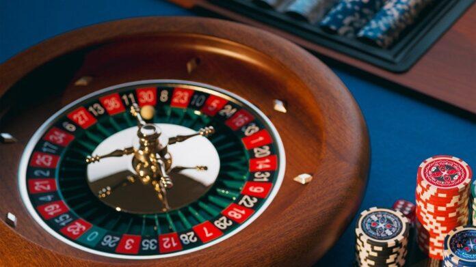 jeu roulette ligne