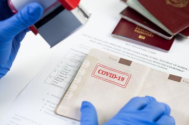 passeport vert numerique
