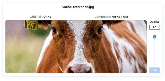 compression image en ligne
