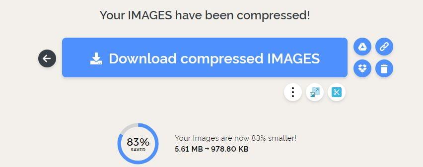 compression image iloveimg