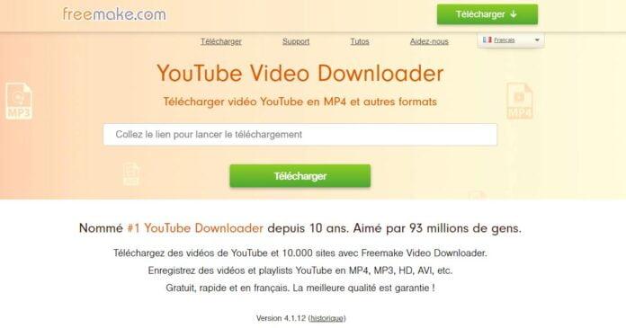 freemake youtube video downloader