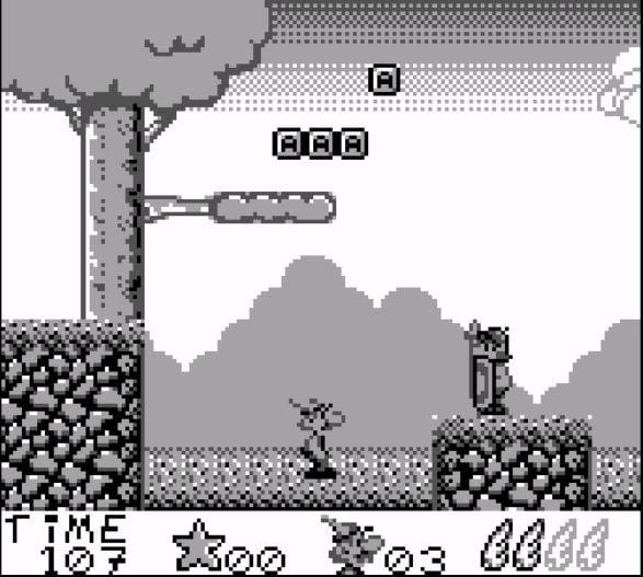 retrogames asterix obelix gameboy