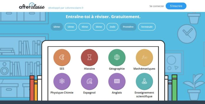 afterclasse revisions fiches college lycee