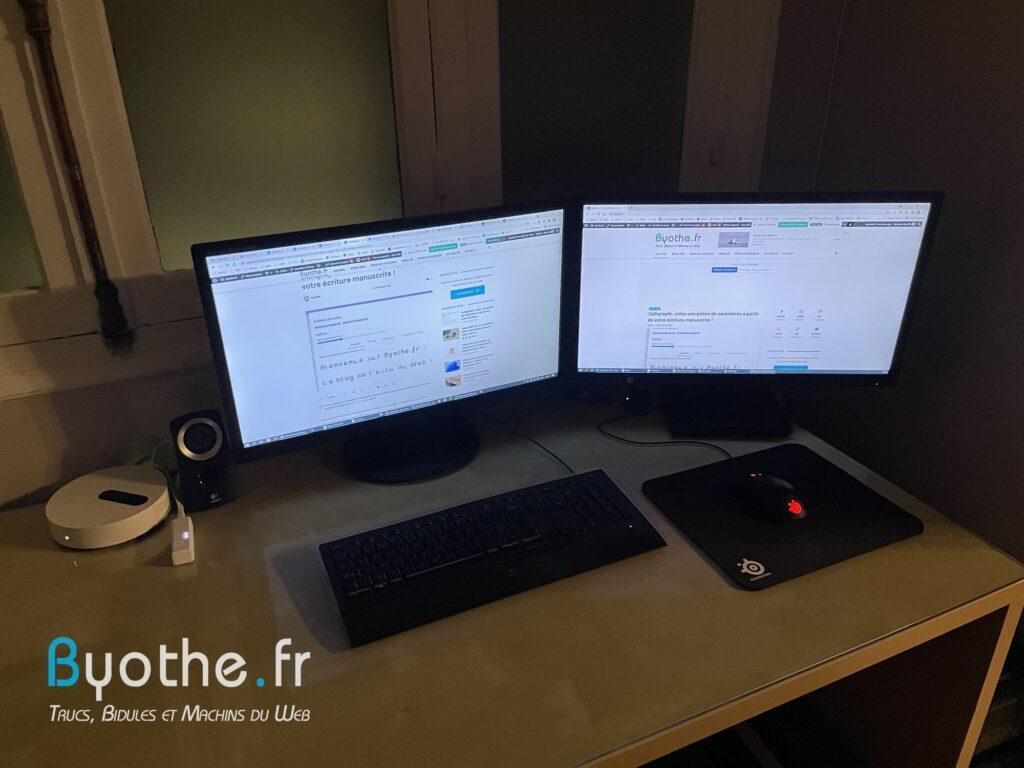 lampe bureau benq screenbar 11
